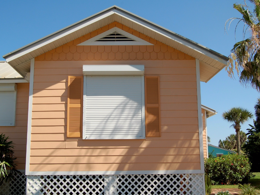 Florida shutter maintenance