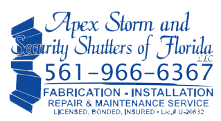 Apex Storm and Security Shutters of Florida, LLC